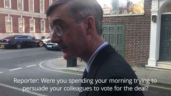 Jacob Rees-Mogg: I fear today is the day we lose Brexit