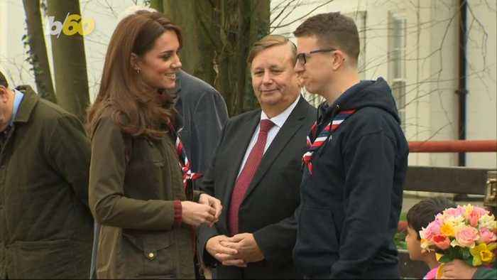 Kate Middleton Wants Her Kids to Join the Scouts
