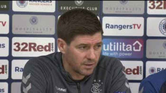 Gerrard wants to end Celtic home record