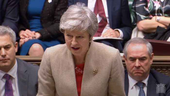 Theresa May: This is the last opportunity to secure Brexit