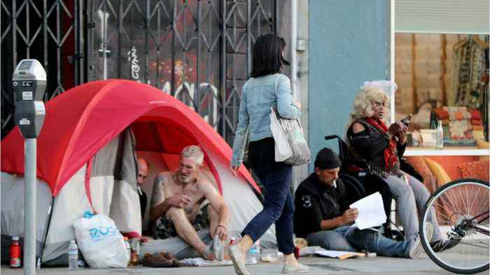 A Do-Good Investment Firm Donates Against A Homeless Shelter