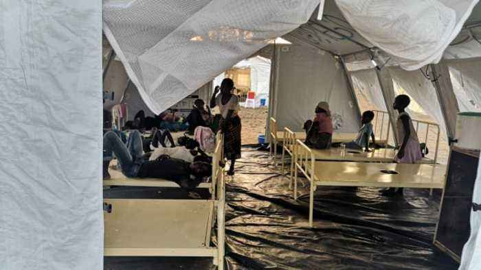 Cholera Cases Spike in Cyclone-Ravaged Mozambique