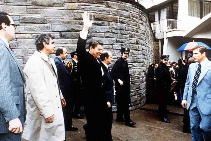 This Day in History: President Reagan Is Shot (Saturday, March 30th)
