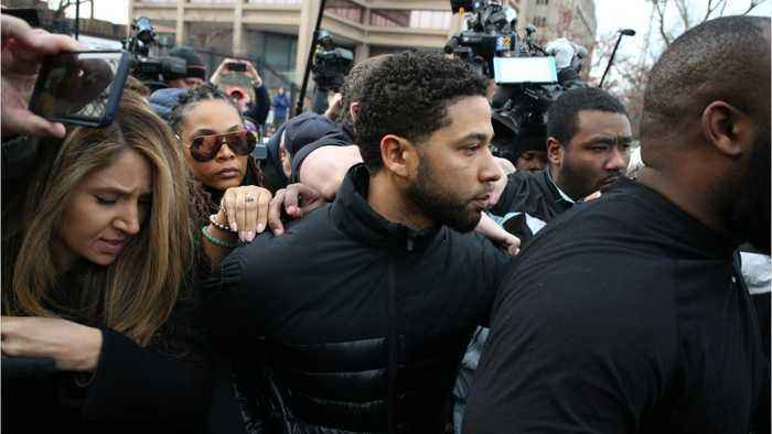 Jussie Smollett Prosecutor Says: 'He Has Not Been Exonerated'
