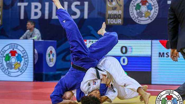 Double Dutch delight on Day 2 of the 2019 Tbilisi Grand Prix