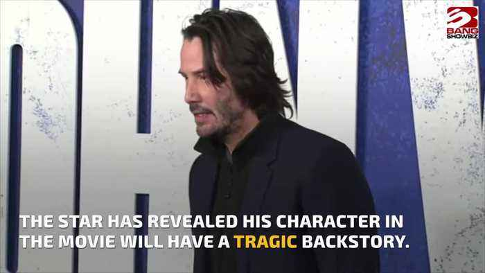 Keanu Reeves opens up on tragic Toy Story 4 character