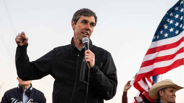 O'Rourke Holds Rallies On the Mexican Border That Trump Threatens to Shut