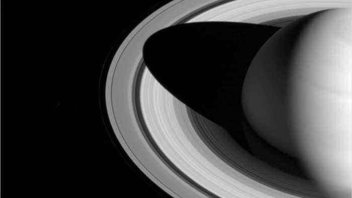 NASA's Cassini Spacecraft Uncovers Secrets Of Saturn's Mini Moons
