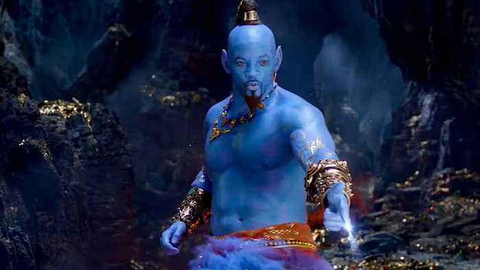 Disney's Aladdin with Will Smith - Official 'Within' Trailer