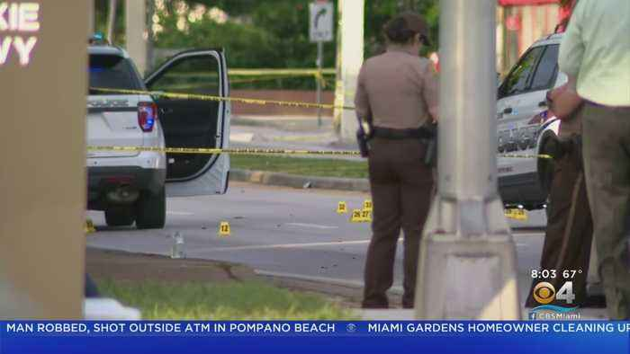 Officer Expected To Be OK After Shooting That Took Life Of Suspect