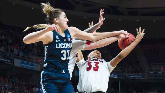 UConn Reaches 12th Straight Final Four With Win Over Louisville in Elite Eight