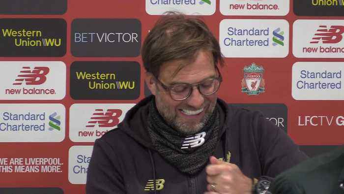 Klopp happy with 'ugly' win as Liverpool return to Premier League summit