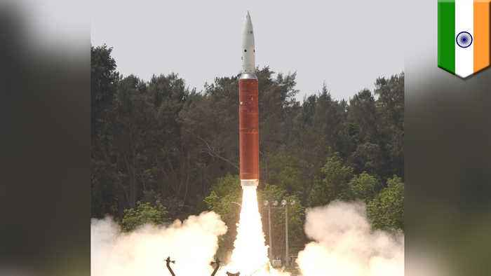 India carries out successful anti-satellite missile test