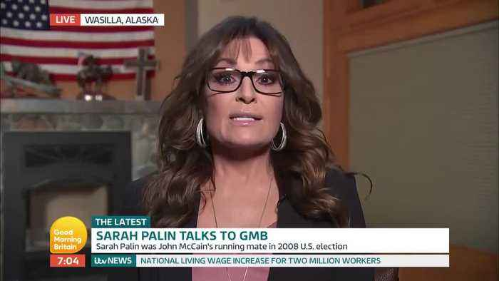 Sarah Palin reveals how 'gut punch' felt of not being invited to McCain funeral