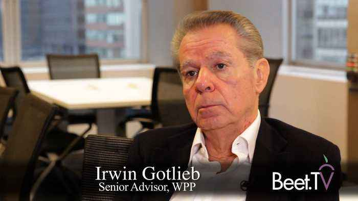 SVOD Fatigue Could Prove Costly: WPP's Irwin Gotlieb