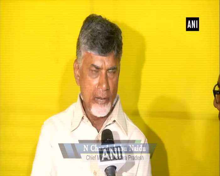 Andhra Pradesh CM Naidu attacks BJP for not giving special status to state