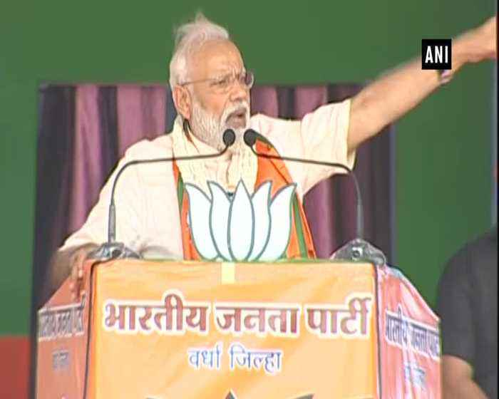 PM Modi slams Congress over 'Hindu terror' theory