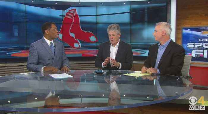 Sports Final: What's Wrong With Red Sox Starting Pitching?