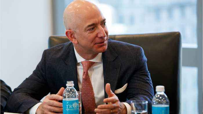 Jeff Bezos' Security Chief Says Personal Information Was Stolen By The Saudi Government
