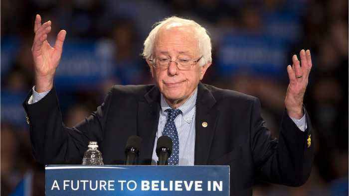 Sanders Dodges Questions About Tax Returns