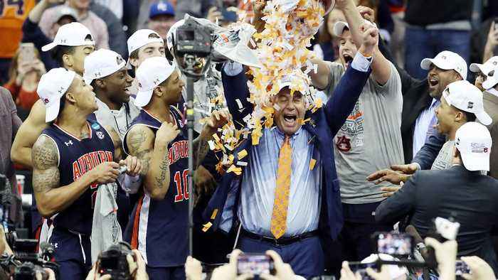 Auburn's Final Four Berth Is the Shining Moment of Bruce Pearl's Career