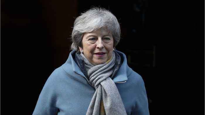 Theresa May Must Promise April 12 Brexit