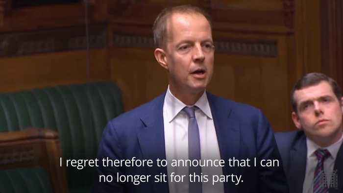 Nick Boles resigns from Tories after MPs vote against customs union