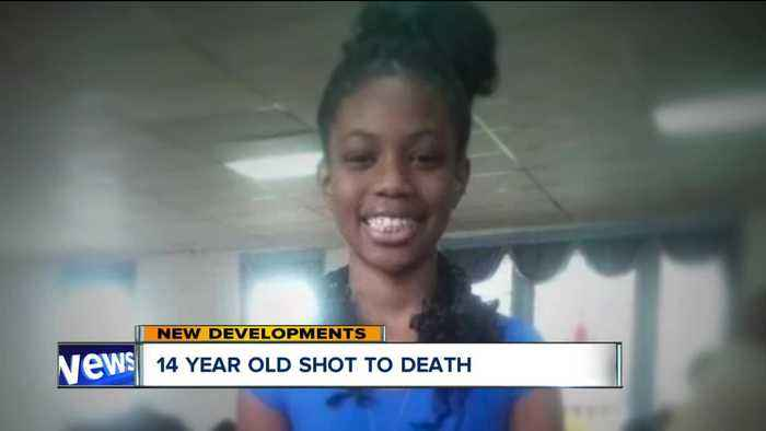 Police say two teens are suspects in shooting death of 14-year-old Canton girl