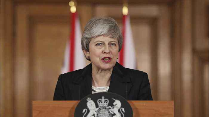 May Looks To Compromise With Labour Party Over Brexit Deal
