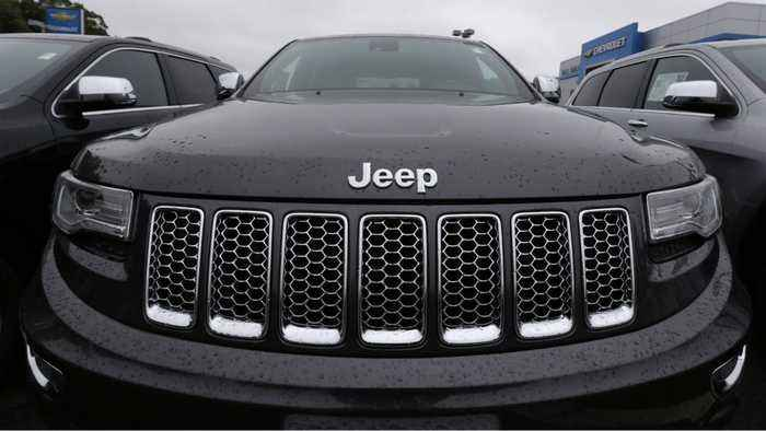 FCA Sales In North America Decline With Lower Jeep Demand
