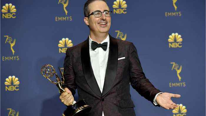 John Oliver Sparks WWE Controversy On 'Last Week Tonight'