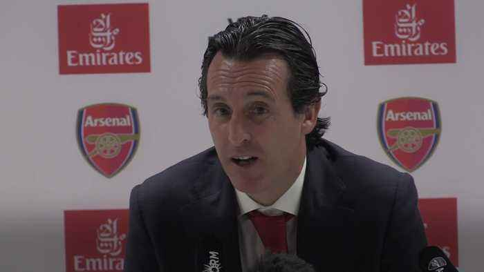 Away form is key, says Unai Emery