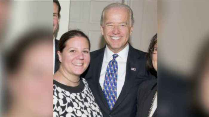 Connecticut Woman Accuses Joe Biden of Touching Her Inappropriately at Fundraiser