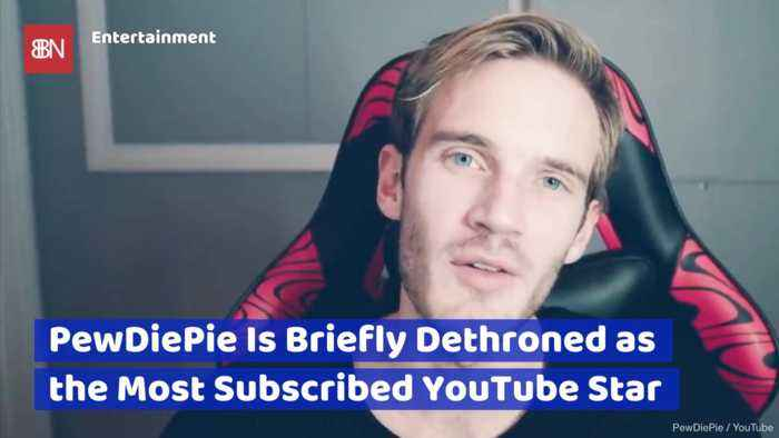 PewDiePie Does Not Like Being Number 2 On YouTube