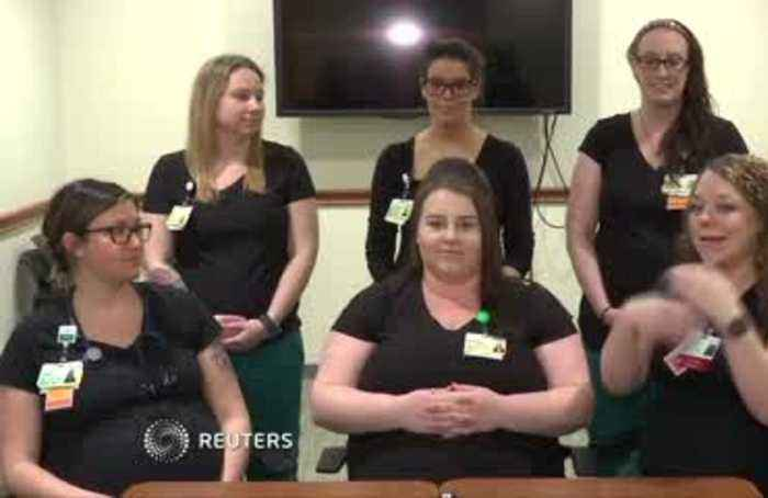 Six Michigan nurses in same unit pregnant