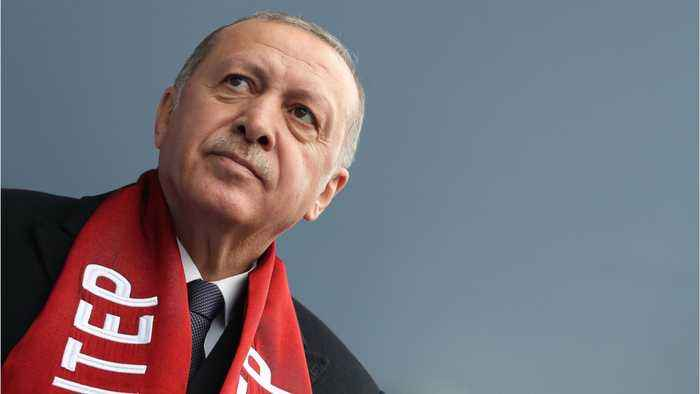Erdogan's AK Party Challenges Istanbul, Ankara Election Results