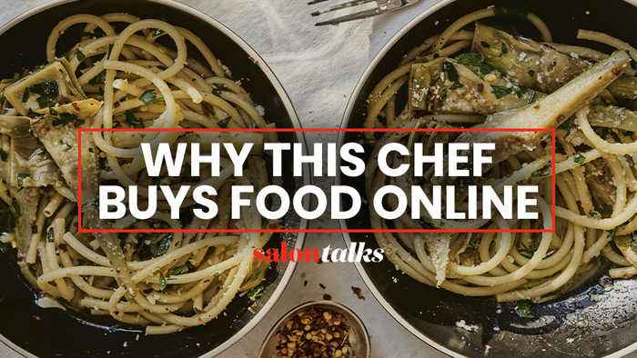 Bon Appétit's food director is taking the shame out of online grocery shopping