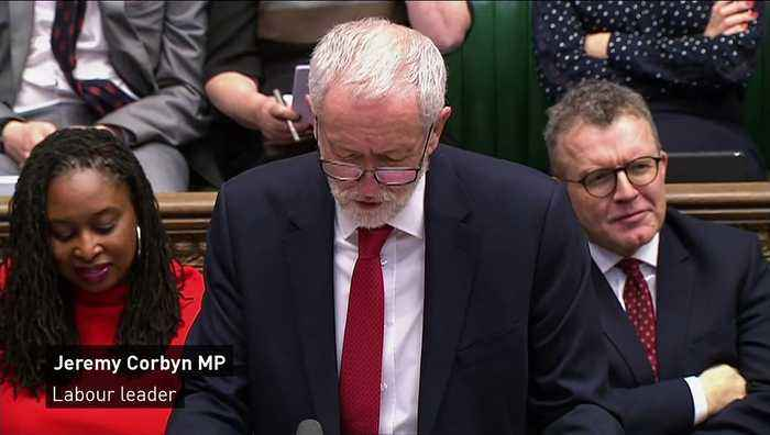 Corbyn: 'I look forward to meeting the Prime Minister later'