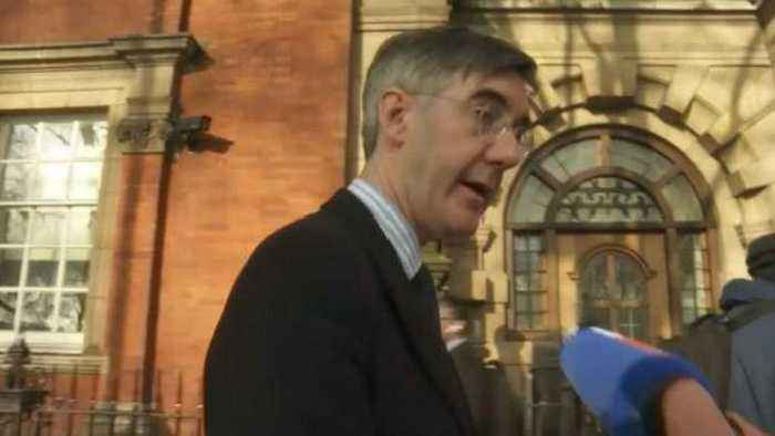 'Brexit isn't done for', says Rees-Mogg, but he won't move against May after losing last year