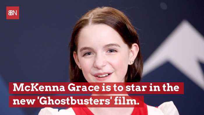 McKenna Grace Will Be in The Next 'Ghostbusters' Movie