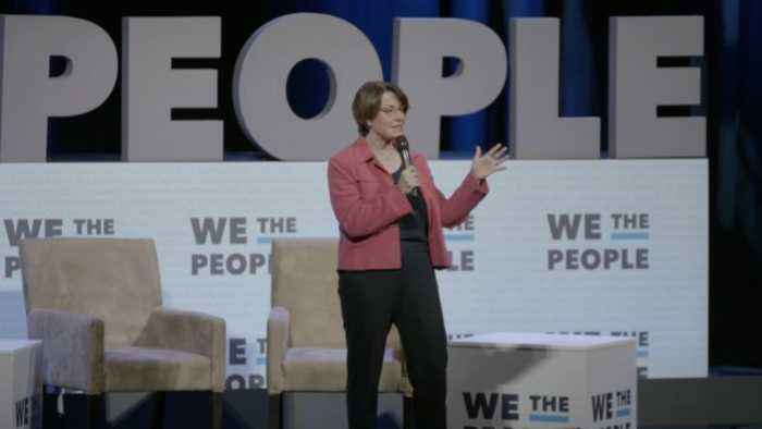 Dems Lean On Progressive Ideas During Forum In Washington