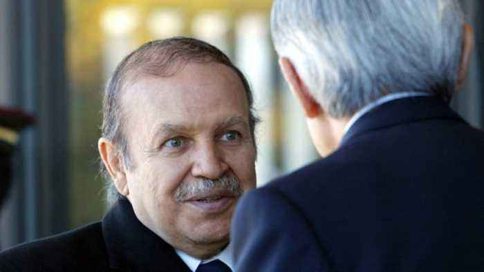 Algeria's President Steps Down Amid Widespread Protests