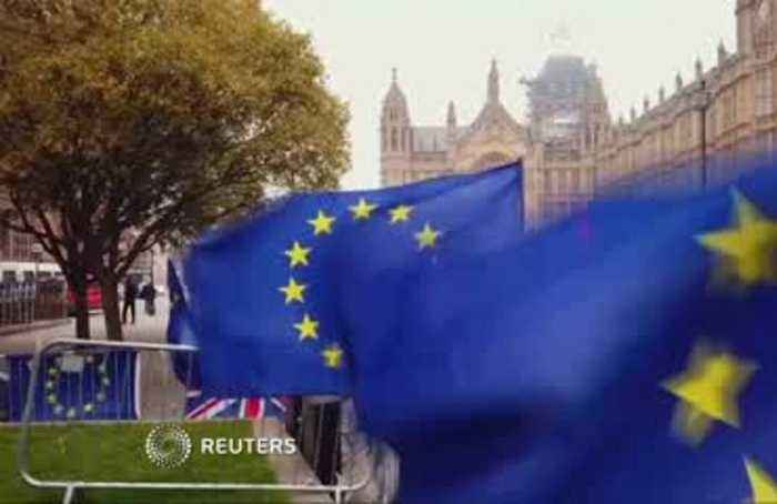 May turns to opposition for help with Brexit