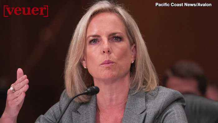 DHS Secretary Nielsen: Border Immigration a 'Cat 5 Hurricane Disaster'