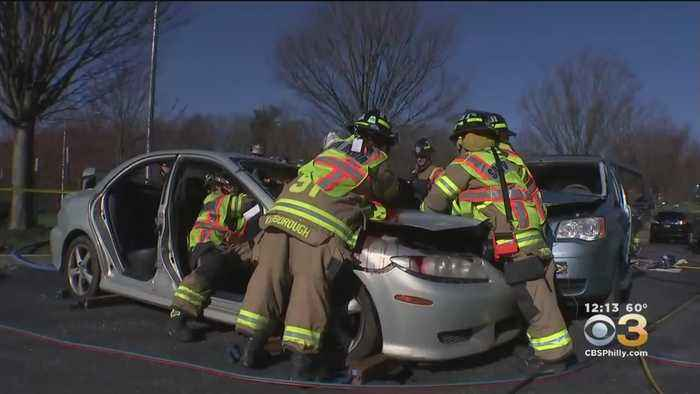 Delaware County High School Sending Strong Message About Distracted Driving
