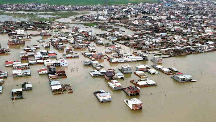 Iran FM says emergency flood relief hampered by United States
