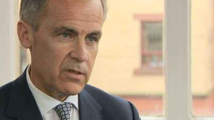 Carney warns of 'disorderly' exit from the EU