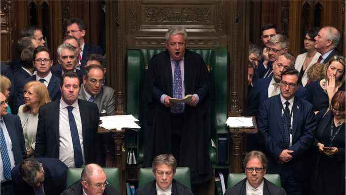 House Of Commons Reject More Indicative Votes