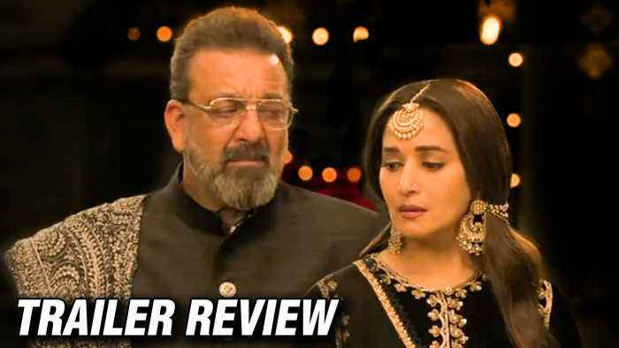 Sanjay Dutt & Madhuri Dixit NO SCENE TOGETHER | Kalank Trailer Review