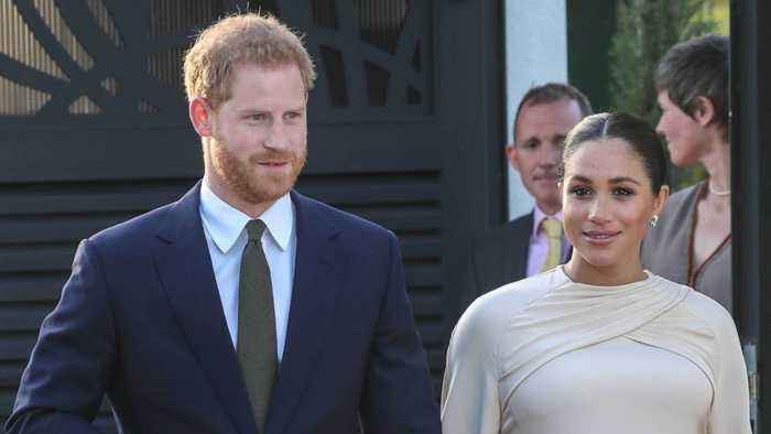 Prince Harry And Meghan's New Instagram Account Breaks World Record
